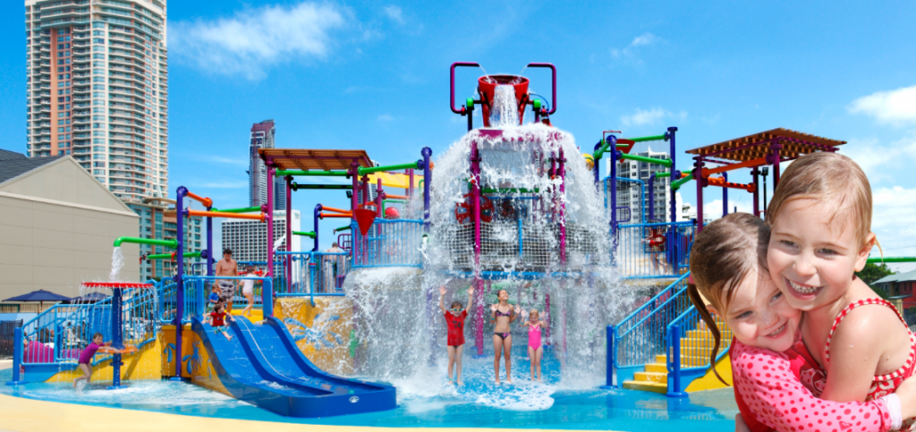 kid friendly holiday parks